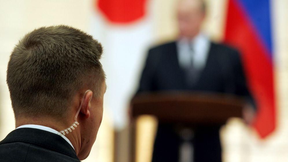 Tajni agent s Vladimirom Putinom (Foto: AFP)