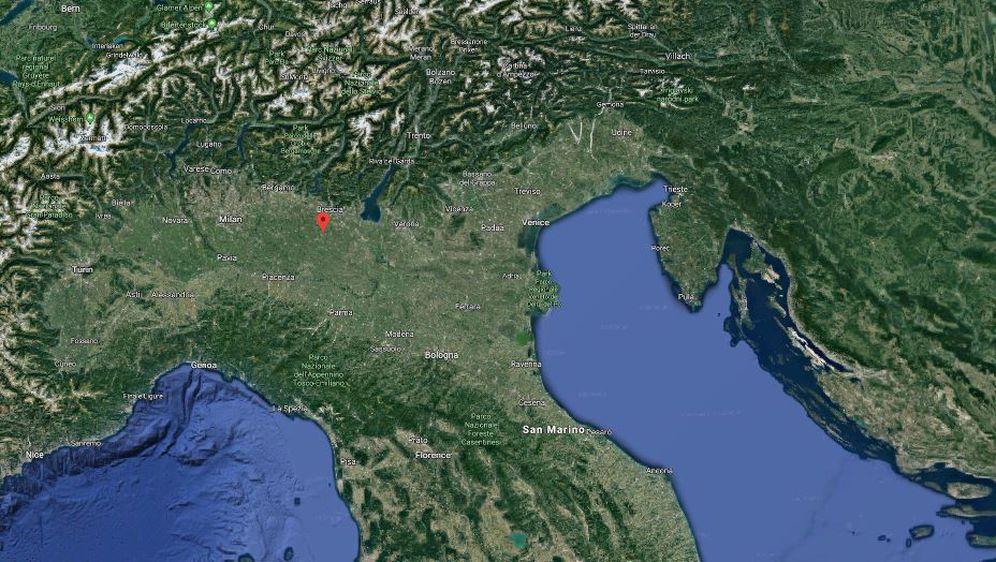 Teška prometna nesreća u Italiji (Foto: Google Maps)
