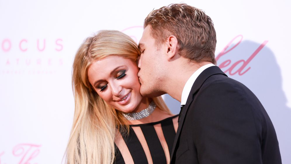 Paris Hilton i Chris Zylka (Foto: Getty) - 4