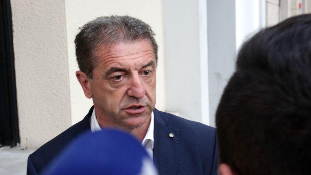 Darko Milinović (Foto: Zarko Basic/PIXSELL)