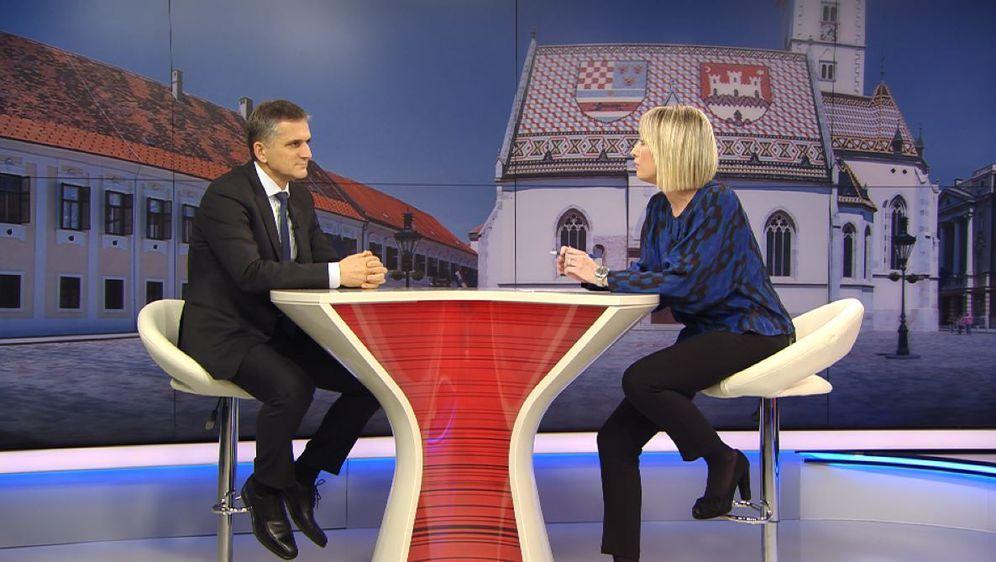 Goran Marić gost Dnevnika Nove TV (Foto: Dnevnik.hr) - 2