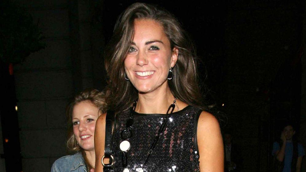 Catherine Middleton prije 12 godina