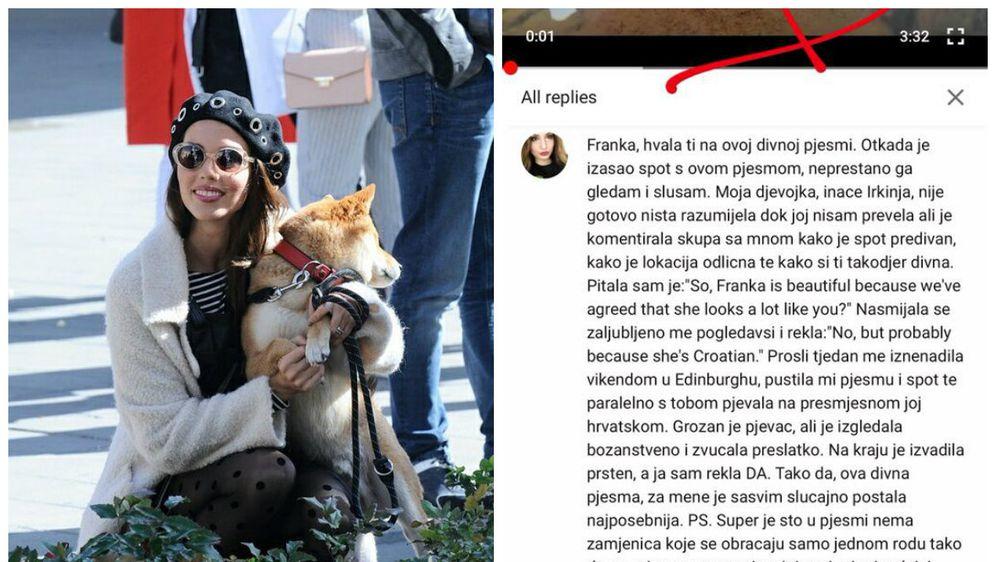 Franka Batelić (FOTO: Instagram/Facebook)