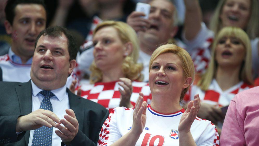 Jakov Kitarović i Kolinda Grabar-Kitarović (Foto: Ivo Cagalj/PIXSELL)