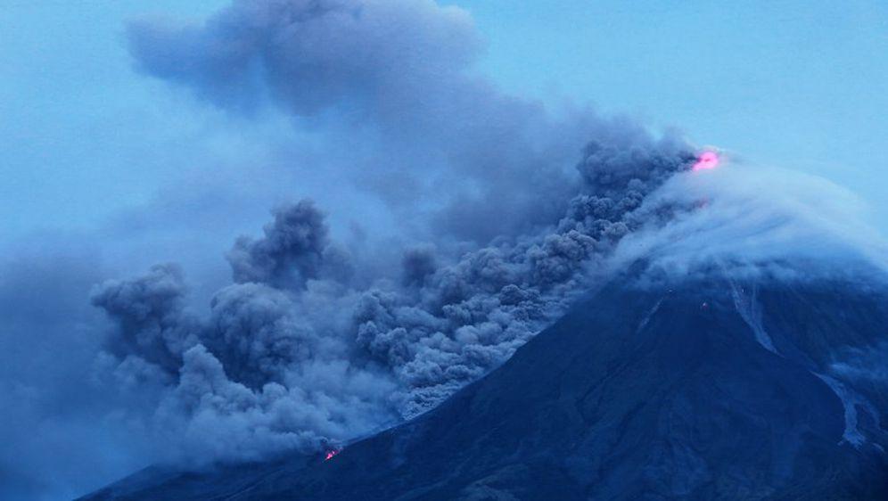 Vulkan Mayon (Foto: AFP)