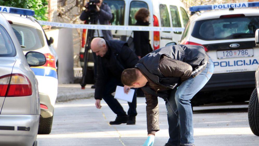 Pucnjava u Splitu (Foto: Ivo Cagalj/PIXSELL)