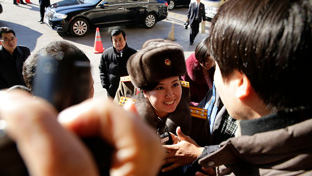 Bivša Kim Jong Unova djevojka dio pregovaračkog tima s Južnom Korejom (Foto: VCG/VCG via Getty Images)