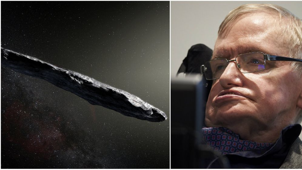 Otkriveno porijeklo misterioznog asteroida u obliku cigare koji je zbunio i Stephena Hawkinga (Foto: AFP)