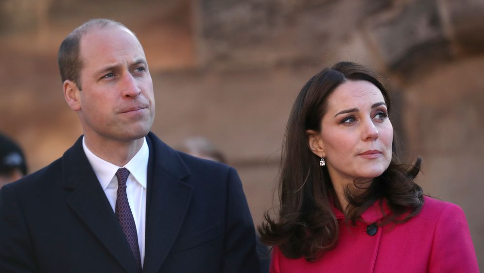 Princ William, Vojvotkinja Catherine (FOTO: Getty)