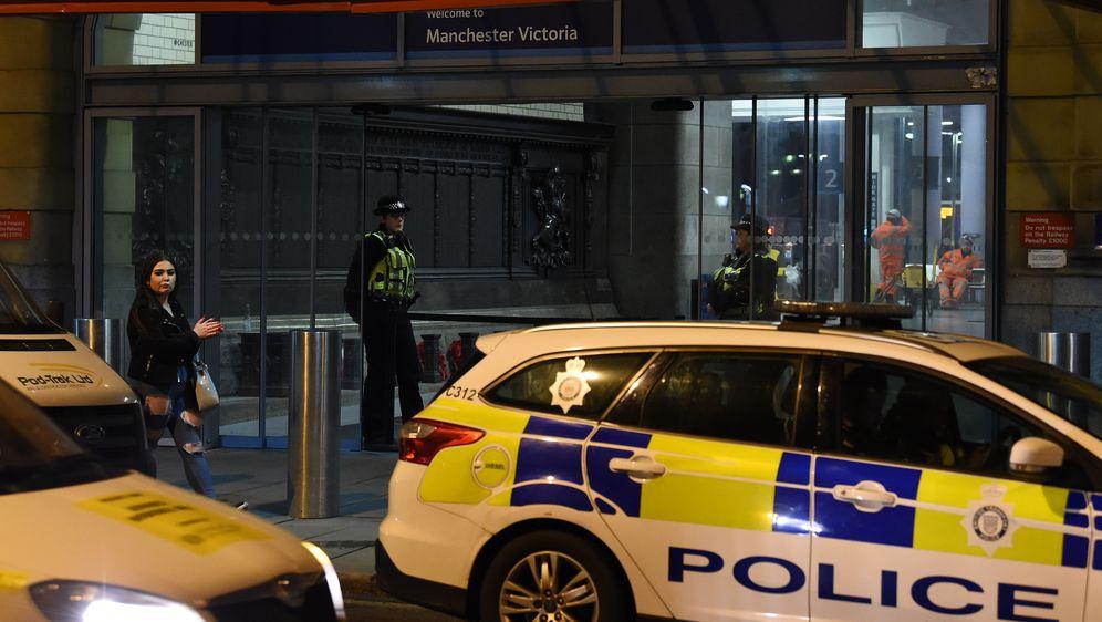 Napadač iz Manchestera zadržan u pritvoru (Foto: AFP)
