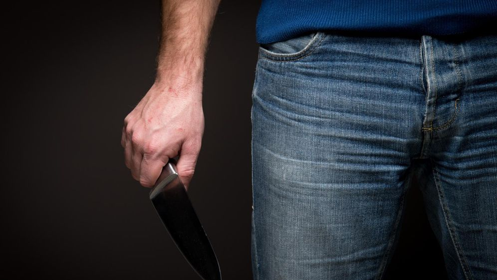 Napad nožem, ilustracija (Foto: Davor Puklavec/PIXSELL)