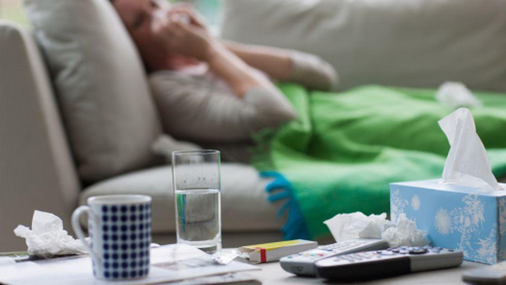 Gripa, ilustracija (Foto: Gettyimages)