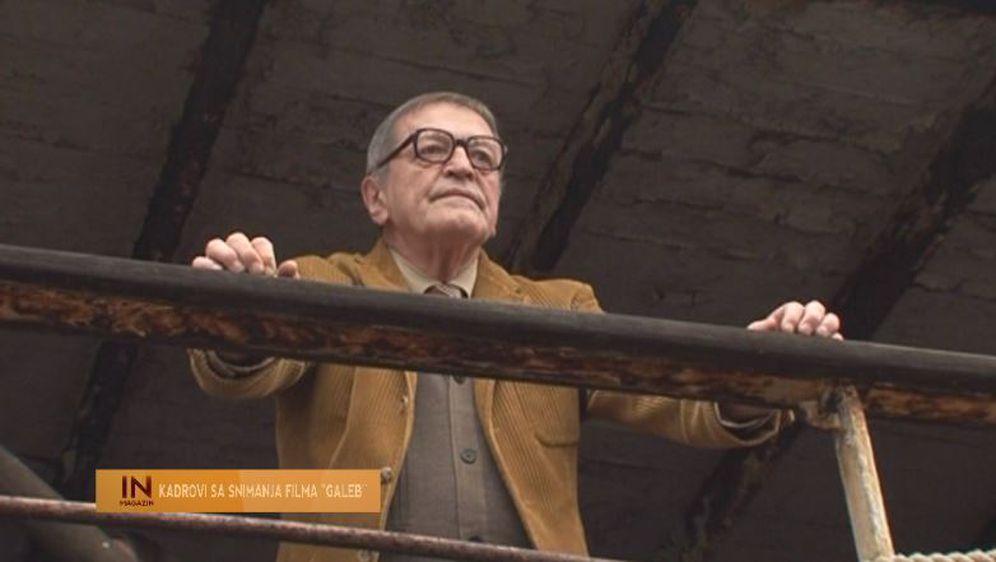 """Marko Nikolić na snimanju filma \""""Galeb\"""" (Foto: IN Magazin)"""