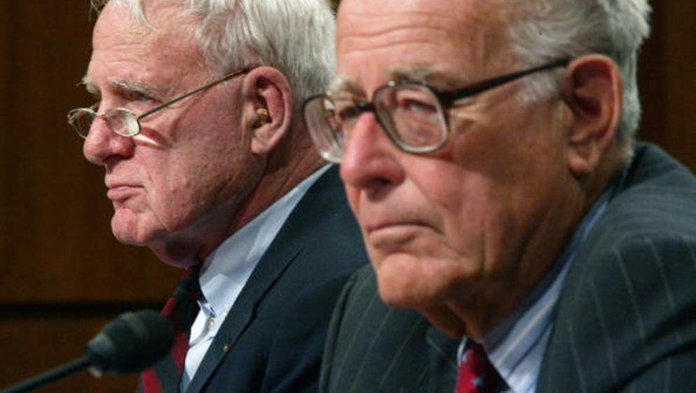 Harold Brown, na slici desno (Foto: Getty Images)