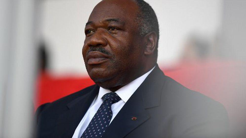 Ali Bongo (Foto: AFP)