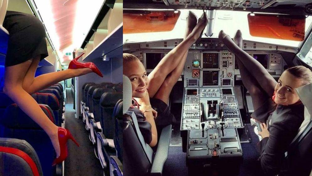 Stjuardese (Foto: izismile.com)
