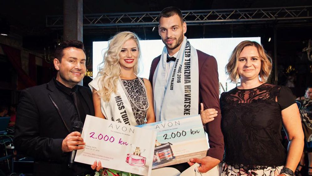 Jakov Vranković (FOTO: Izbor za Miss i Mistera turizma Hrvatske)