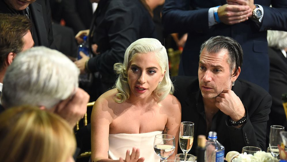 Lady Gaga i Christian Carino (Foto: Getty Images)