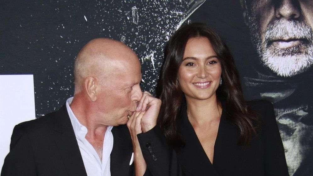 Bruce Willis i Emma Heming (Foto: Profimedia)