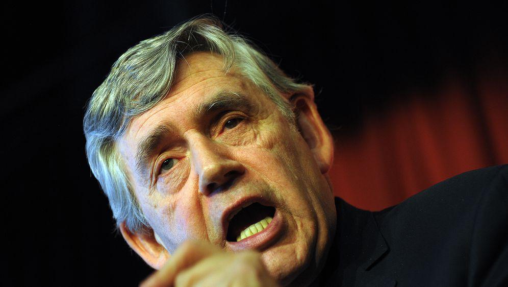 Gordon Brown (Foto: AFP)