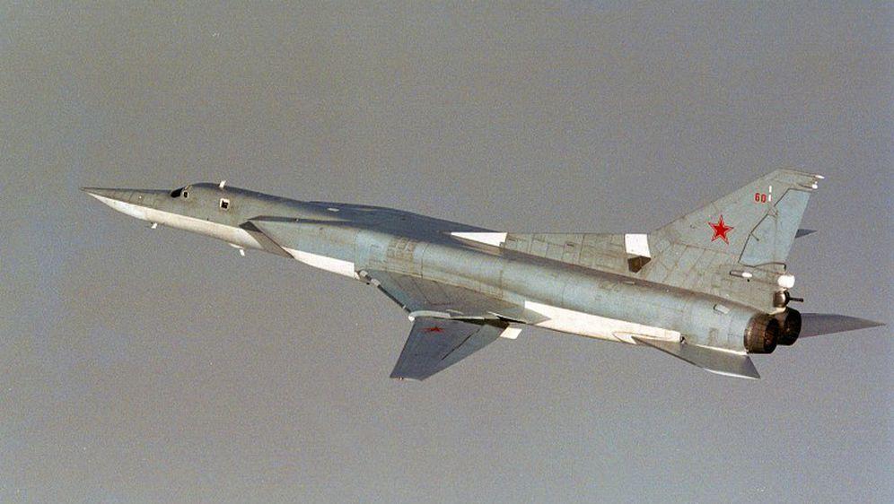 Tu-22 (Foto: AFP)
