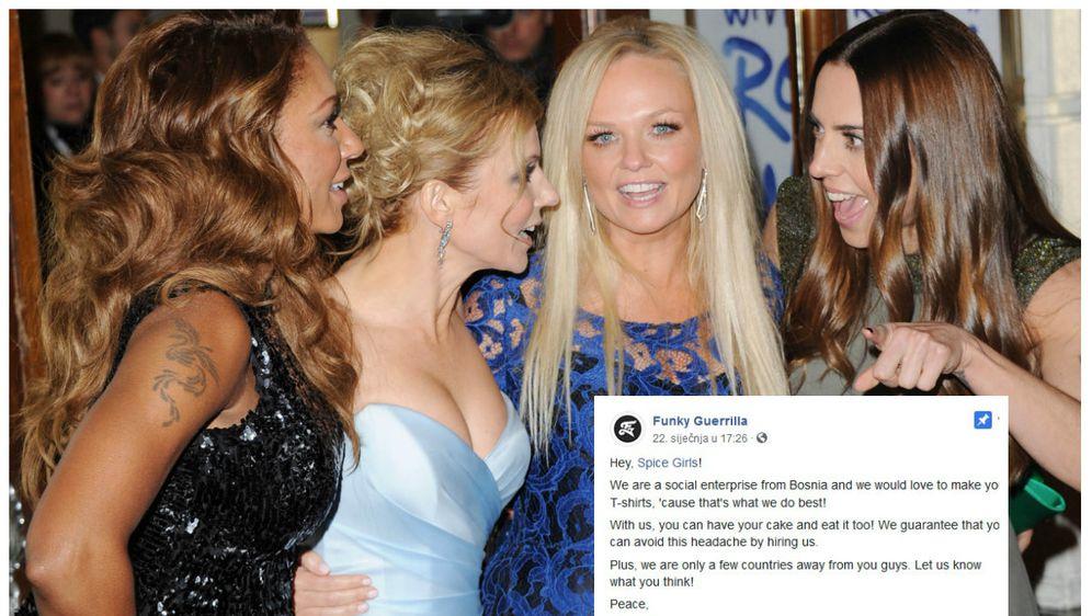 Spice Girls (FOTO: Getty/Facebook)