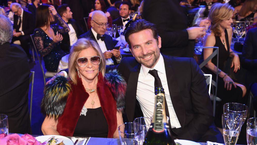 Bradley Cooper i Gloria Campano (Foto: Getty)