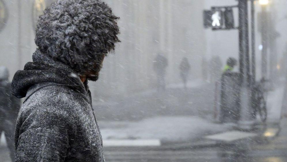 Velika hladnoća u SAD-u (Foto: AFP)