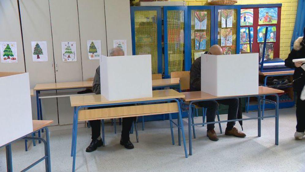 Glasanje, ilustracija - 2