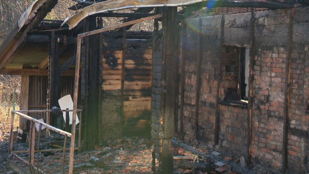 Izgorjeli starački dom u Andraševcu - 3