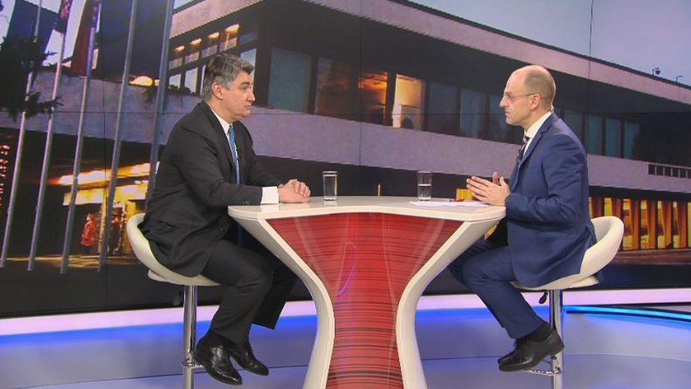 Zoran Milanović i Mislav Bago