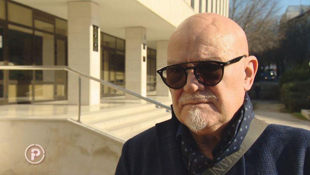 Branko Šerić, odvjetnik Filipa Zavadlava