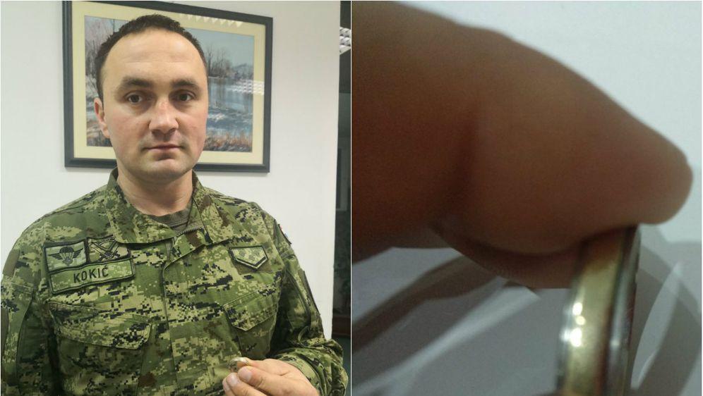 Josip Kokić pronašao prsten, sad traži i vlasnika