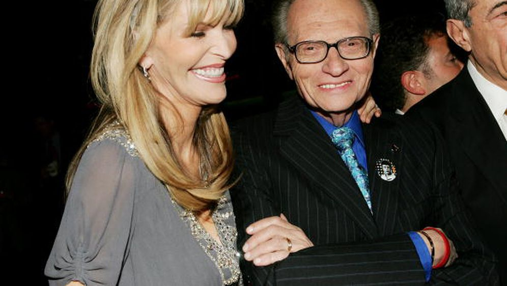 Larry King i Shawn Southwick