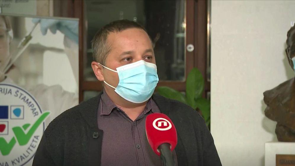 Branko Kolarić, epidemiolog