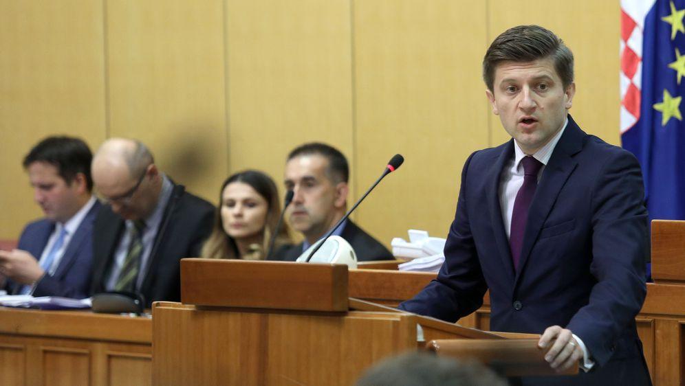 Zdravko Marić, ministar financija (Foto: Patrik Macek/PIXSELL)