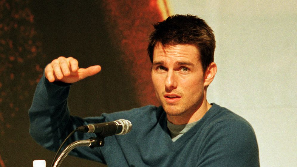 Tom Cruise mlad (Foto: Getty)