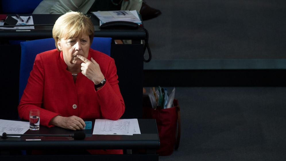 Angela Merkel (Foto: Bernd Von Jutrczenka/DPA/PIXSELL)