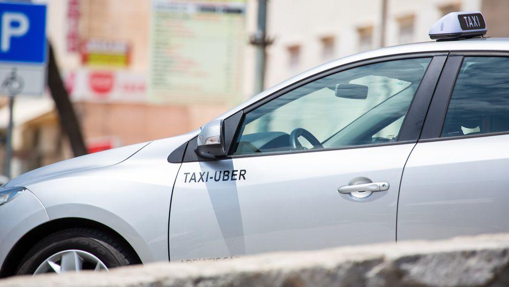 Taksi-Uber (Foto: Arhiva/Grgo Jelavic/PIXSELL)