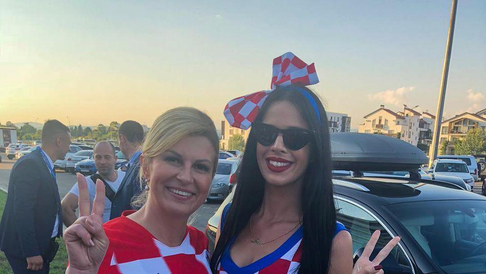 Ivana Knoll, Kolinda Grabar Kitarović (FOTO: Instagram)