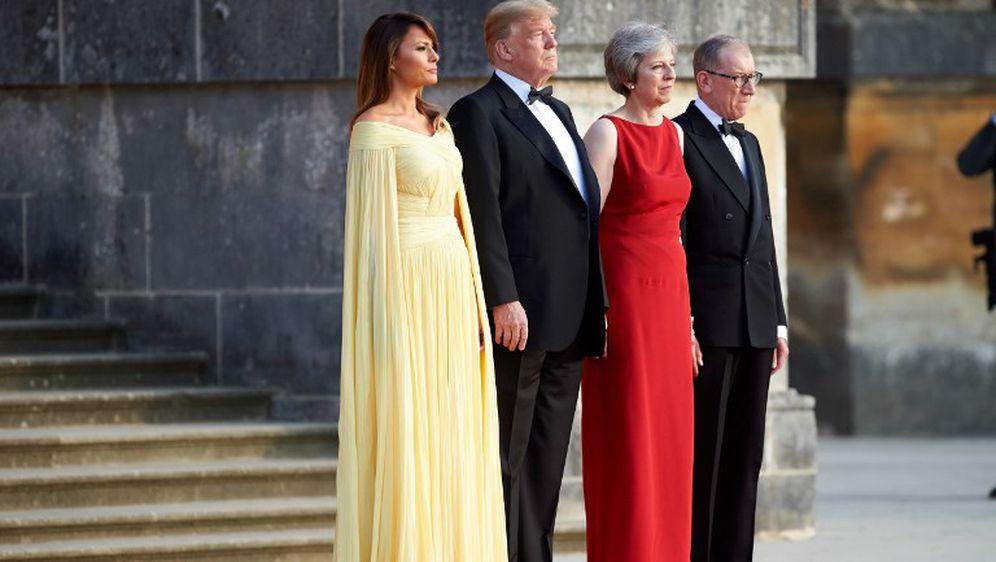 Trump stigao u posjet Londonu (Foto: AFP)