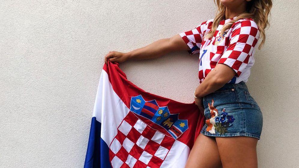 Sandra Perković (FOTO: Instagram)