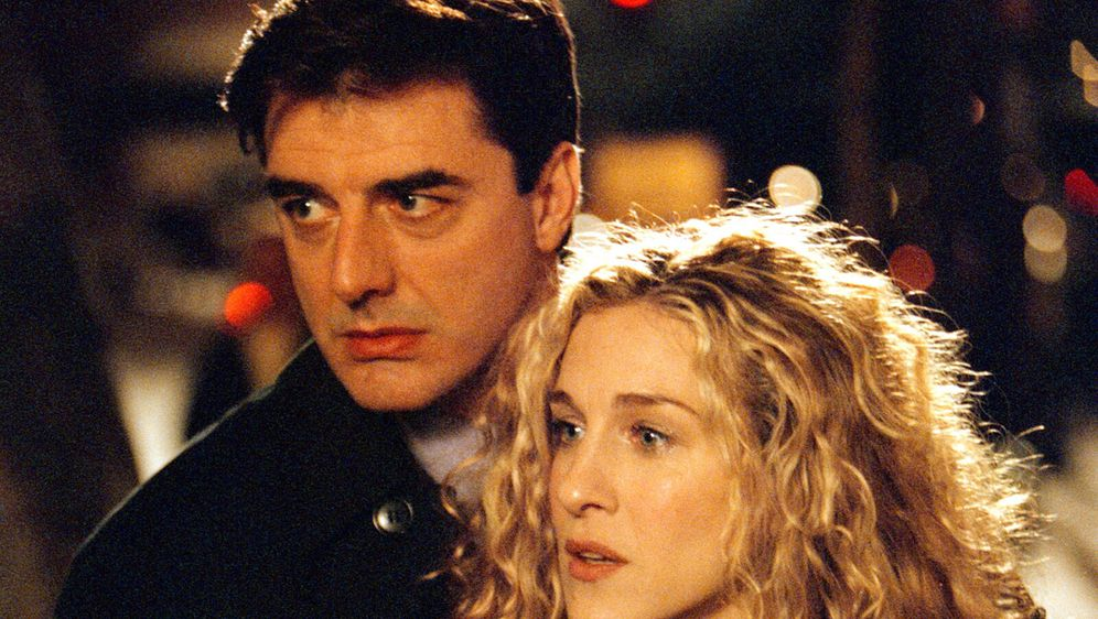 Sarah Jessica Parker i Chris Noth (Foto: Getty Images)