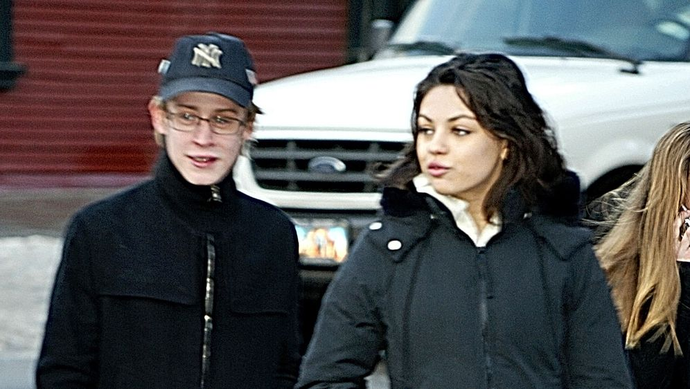 Mila Kunis i Maculay Culkin (Foto: Getty Images)