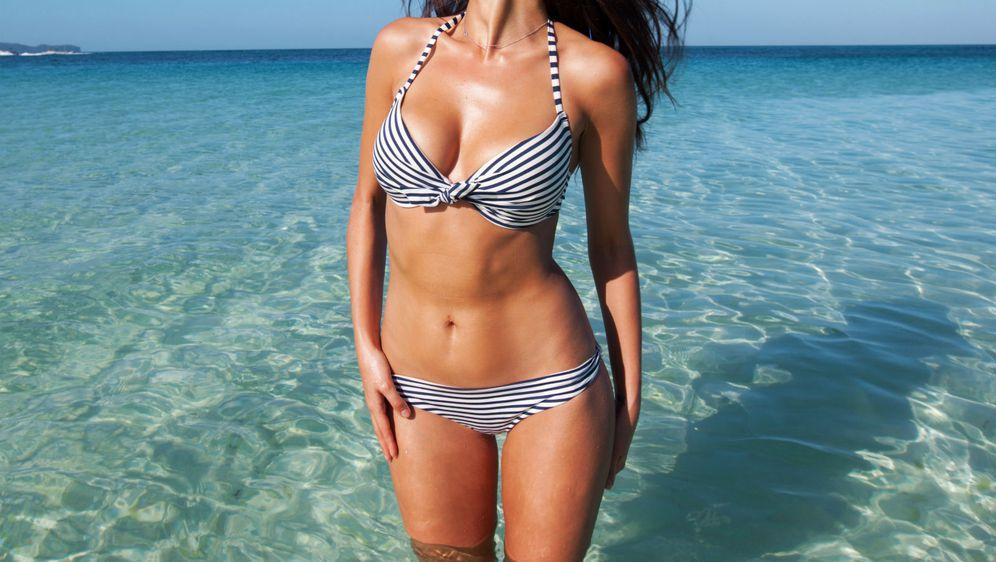 Push-up bikini uvijek je dobar izbor za manje grudi
