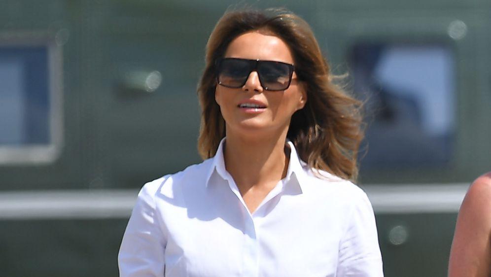 Melania Trump sa suprugom je otišla na odmor u New Jersey