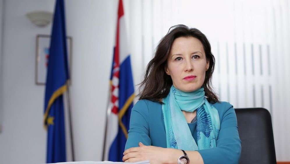 Dalija Orešković (Foto: Tomislav Miletic/PIXSELL)