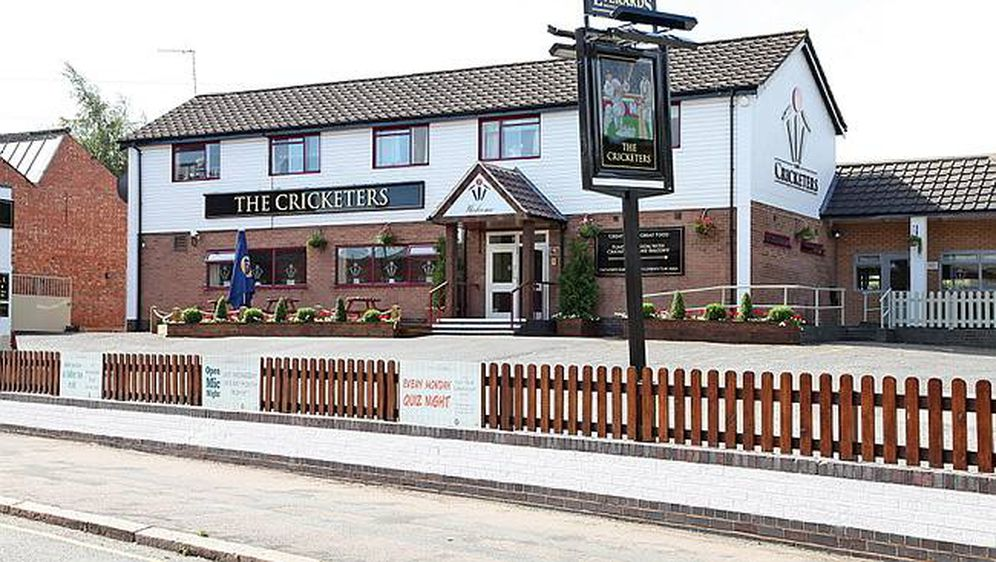 The Cricketers (Foto: Facebook/The Cricketers)