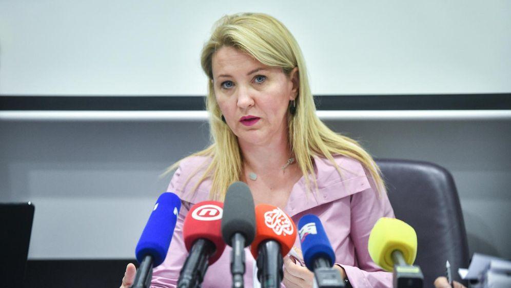 Predsjednica Povjerenstva za odlučivanje o sukobu interesa Nataša Novaković (Foto: Sandra Simunovic/PIXSELL)