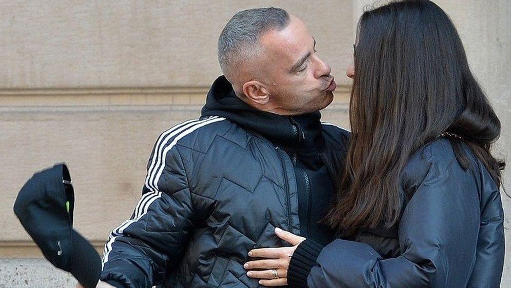 Eros Ramazzotti i Marica Pellegrinelli (Foto: Profimedia)